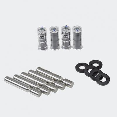 Deurband-reparatieset (2-delige scharnieren)